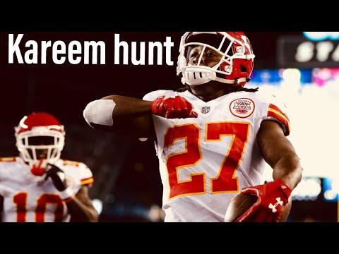 Kareem Hunt || Phone Jumpin