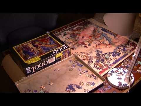 Cheap Ravensburger Puzzle 18,240 Pieces