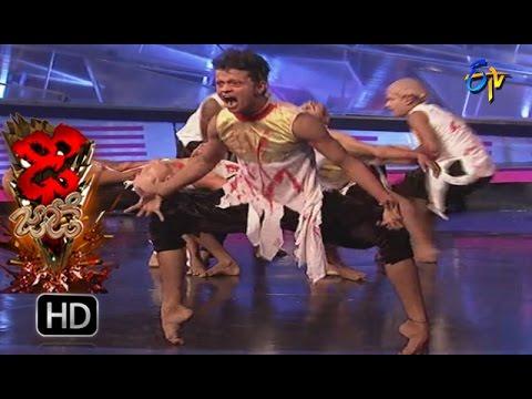 Sanketh and Priyanka Performance – Dhee Jodi - 31st August  2016 – ETV Telugu