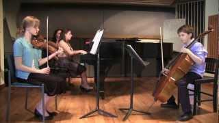 Ludwig Van Beethoven Piano Trio in C Minor, op. 1, no. 3.