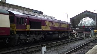 Cheshire Day Ranger - 14th March 2015. A day of Railtour Galore!