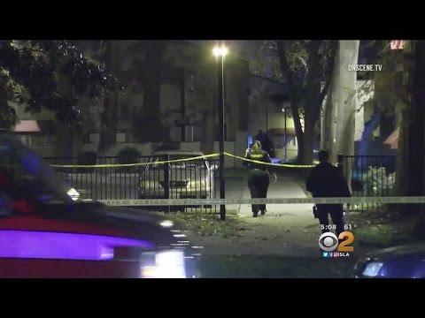 2 Young Men Gunned Down In Pasadena