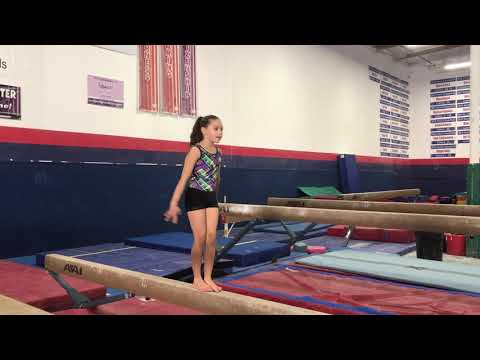 Split Jump (red beam)