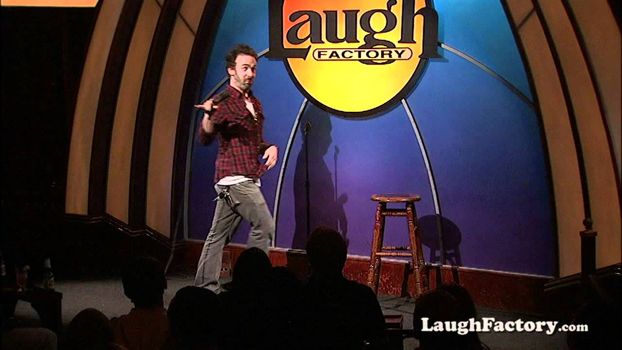Laugh Factory Hollywood Ca