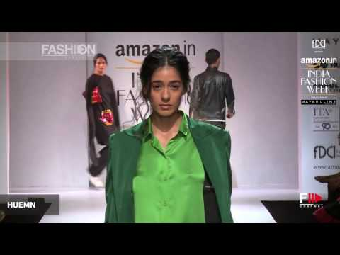 HUEMN Spring Summer 2017 | INDIA Fashion Week by Fashion Channel