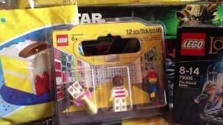 Lego Store Sheffield - 1st Birthday Event Haul
