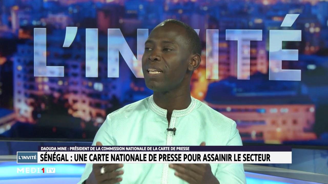Daouda Mine - Sénégal : une carte nationale de presse pour assainir le secteur