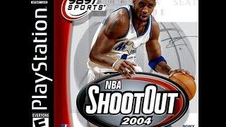NBA Shootout 2004 Intro