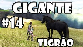 Shadow of the Colossus: O Mamute Pequenino!?? XD - Episódio 14