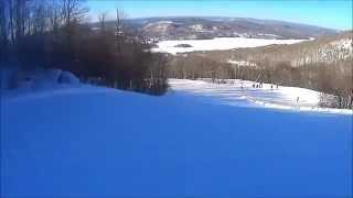 Ski Quebec HD POV Video: Taschereau at Mont Tremblant