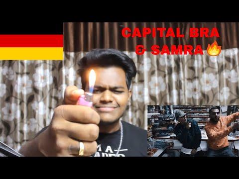 CAPITAL BRA & SAMRA - TILIDIN | REACTION