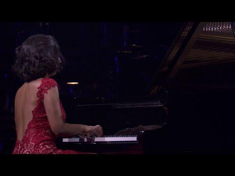 F Chopin Etude op10 no12 Revolutionary Khatia Buniatishvili 2014