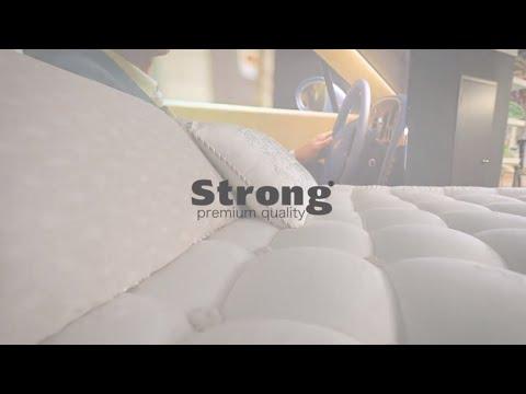 Матрасы Strong сегмента Premium