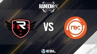 Rainbow Six Pro League - Season 9 - NA - Rise Nation vs. Team Reciprocity - Week 2