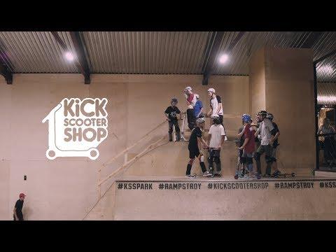 Лучшие трюки на самокате от московских профессионалов! \ BEST TRICK SCOOTER \ Kickscootershop