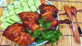 GÀ NƯỚNG SA TẾ | Cách nướng gà với sa tế cực thơm ngon | Bếp Của Vợ