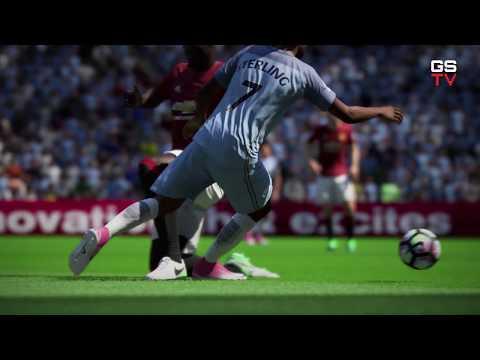 Matthew Turner Interview I FIFA 18 I GameStop TV