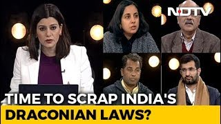 Draconian Laws: Time National Security Act And