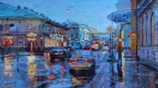 Московские окна  поет Олег Погудин