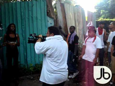 Beyond the scenes: Vybz Kartel ft Russian -Straight Jeans and fitted