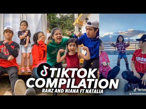 Siblings TikTok Compilation | Ranz and Niana ft natalia