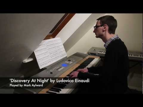 Ludovico Einaudi - 'Discovery At Night' Solo Piano Cover (In a Time Lapse - 5.)