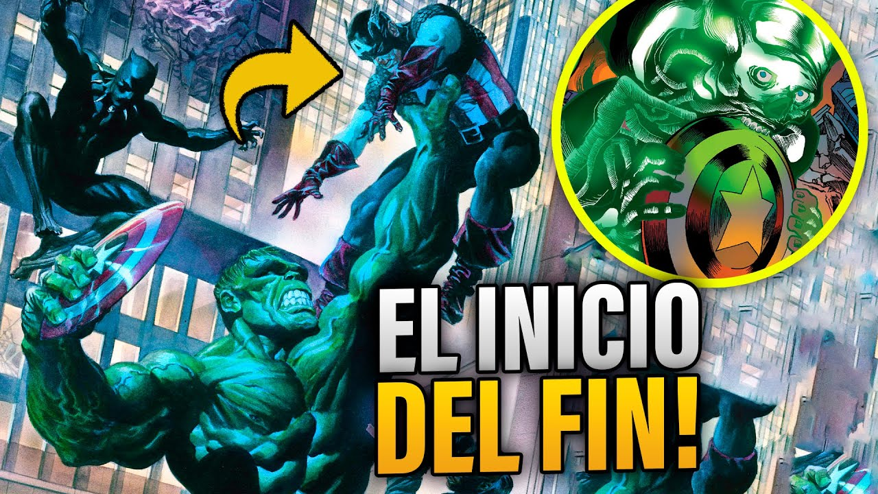 Immortal Hulk Vs Avengers La Batalla Final (2021)   Immortal Hulk #47