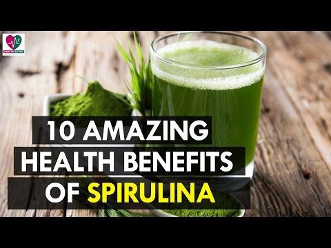 5 Must Have Benefits of Spirulina - Health Sutra