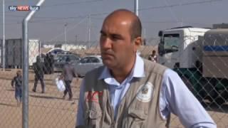 نازحو الموصل.. معاناة مع دخول الشتاء