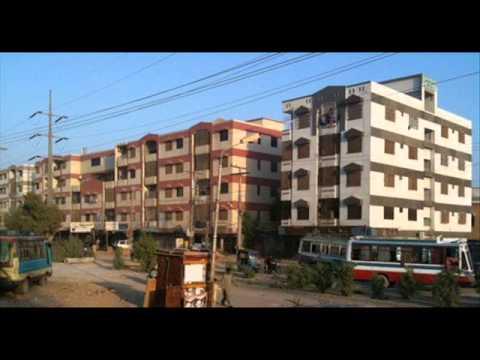 top 5 cities in Sindh pakistan