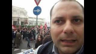 12 ottobre 2012 - Sciopero della Scuola - Milano 2/