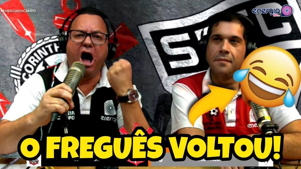 Download DE PAULA NARRANDO GOL DO OTERO CONTRA O SÃO PAULO   CORINTHIANS 1x0 SÃO PAULO 2020