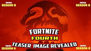 FORTNITE SEASON 8 TEASER - BANANA SKIN FORTNITE SEASON 8 FOURTH AND FINAL TEASER IMAGE TRUE MEANING