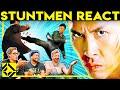 Stuntmen React To Bad & Great Hollywood Stunts 8