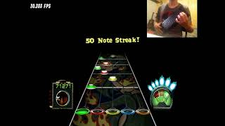Playing Guitar Hero 3 With A Keyboard