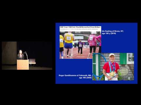 "I-Min Lee Lecture ""Physical Activity: Wonder Drug For Chronic Disease Prevention"""