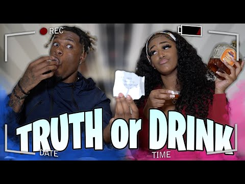 TRUTH OR DRINK | Exposing Ourselves...