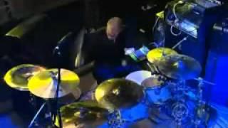 Tricky - Council Estate (Live on Letterman).flv
