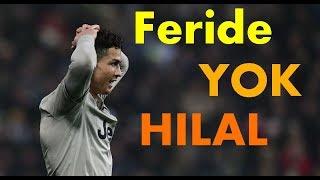 Cristiano Ronaldo  Feride Hilal Akın - Yok | Skills & Goals 2019