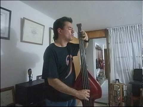 (LATIN) My version of the bass line for Gilberto Santa ...