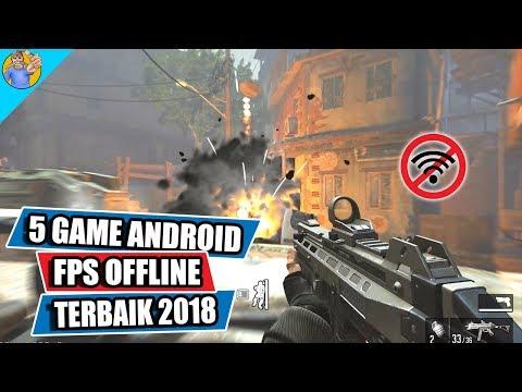 5 Game Android FPS Offline Terbaik 2018 Versi Momoy Android Gamer