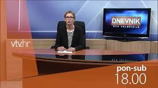 VTV Dnevnik najava 03. siječnja 2019.