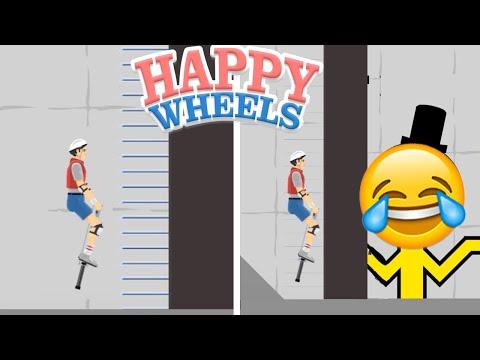MI HANNO PRESO per il CUL* 😂 - Happy Wheels [Ep.169]