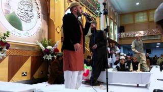 SHAHBAZ HASSAN QADRI - 21st Annual Mehfil-e-Naat, Manchester UK 12 December 2015 1080p HD