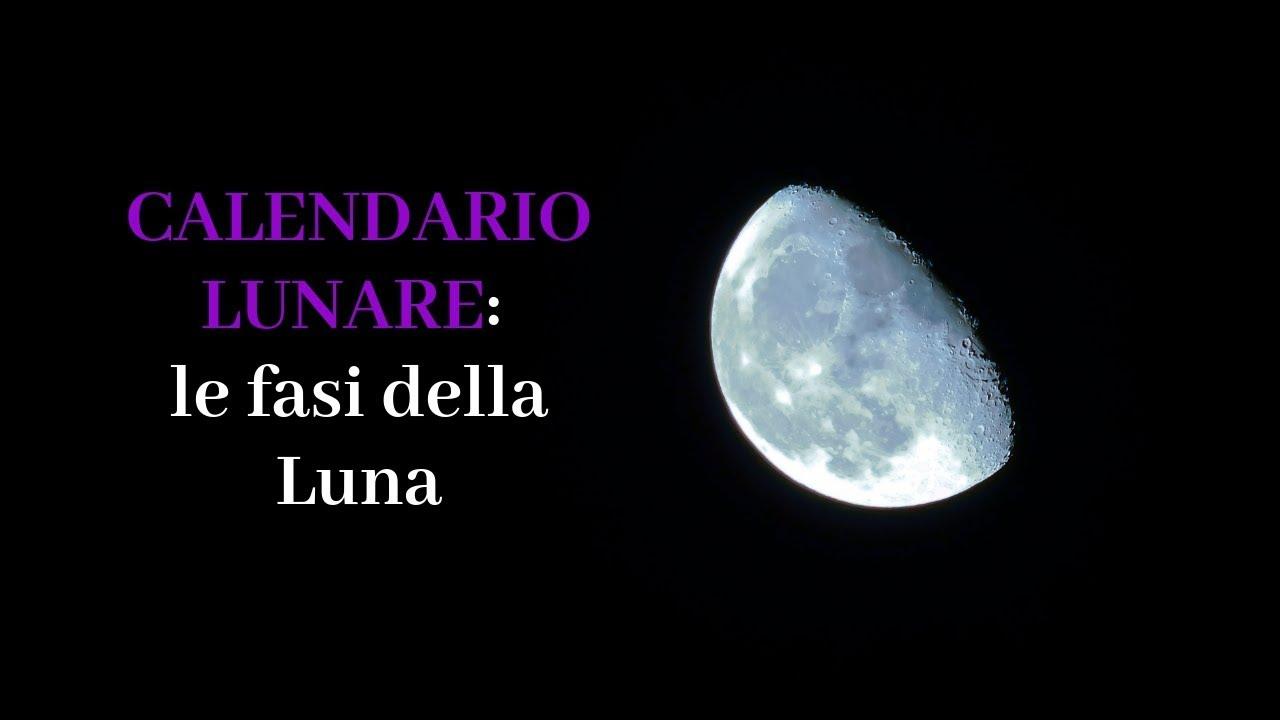Calendario Lune.Calendario Lunare 2019 Non Perderti Nemmeno Una Luna Piena