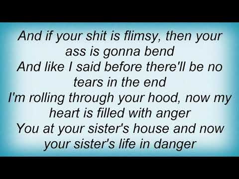 Scarface - No Tears Lyrics