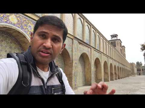 Golestan Palace of Tehran Searching for Iran
