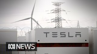 South Australia's giant Tesla battery confounds critics | ABC News