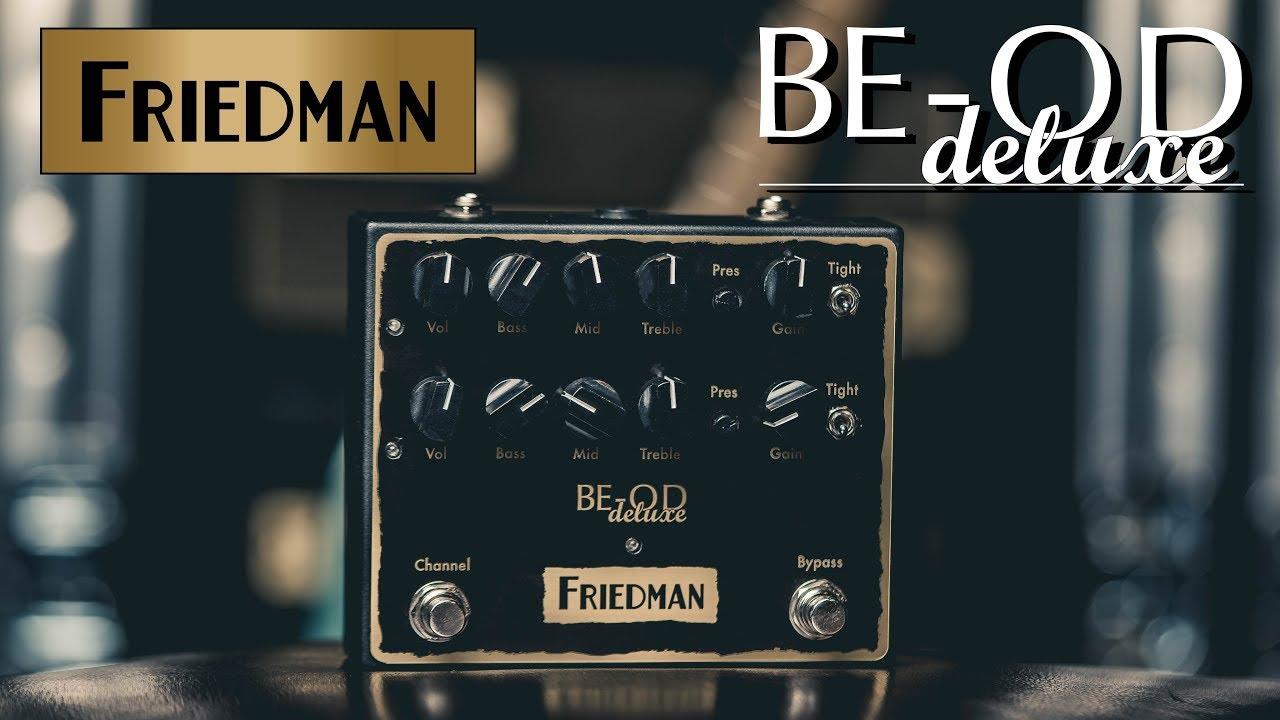 friedman be od deluxe dave friedman youtube. Black Bedroom Furniture Sets. Home Design Ideas