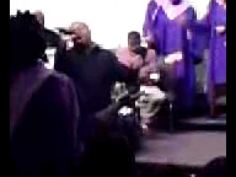 Download john john singing holy one with the fmbc choir
